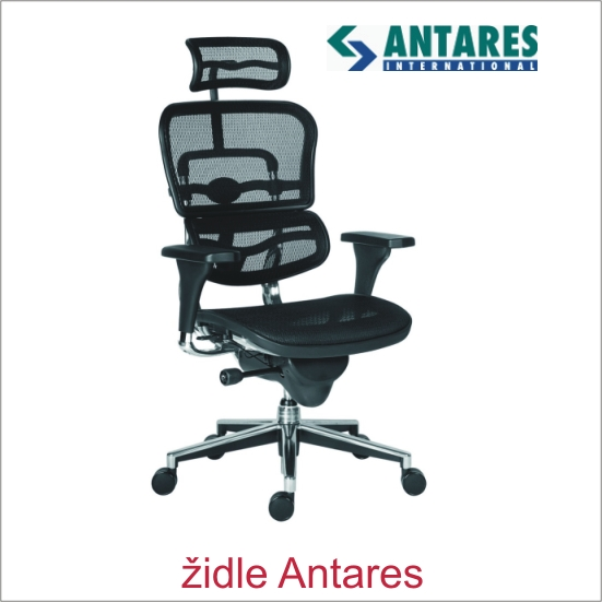 Židle Antares